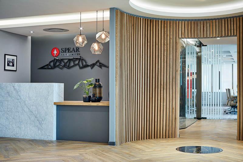 Spear REIT Ltd - Office Interior Design by PEG Design - Cape Town Interior Design Firm